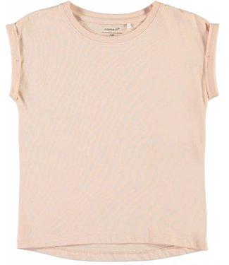 Name-it Name-it pink girls t-shirt Vilda