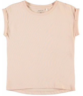Name-it Name-it roze meisjes t-shirt Vilda
