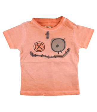 Small rags Oranje t-shirt Gary
