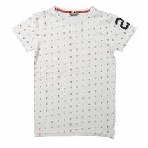 T-shirt aop extra long