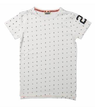 Dj Dutchjeans T-shirt aop extra lung