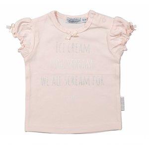 Dirkje kinderkleding Meisjes t-shirt Ice cream