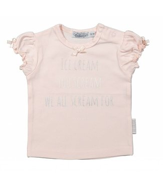 Dirkje kinderkleding Girls t-shirt Ice cream