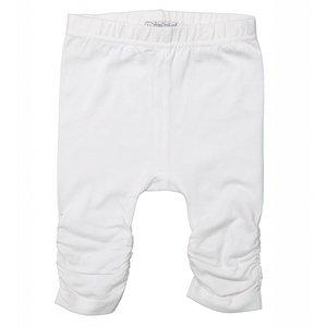Dirkje kinderkleding Meisjes witte legging