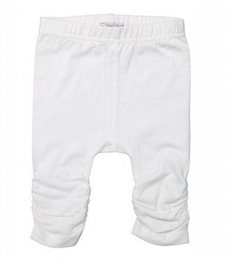 Dirkje kinderkleding Girls white leggings