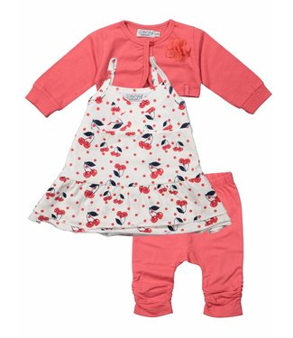 Dirkje kinderkleding Girls set 3st Cherish