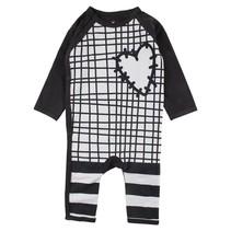 Small Rags zwart boxpakje heart