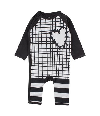 Small rags Small Rags black box suit heart