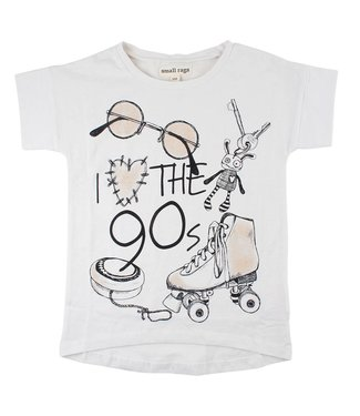 Small rags Small Rags girls t-shirt the 90's