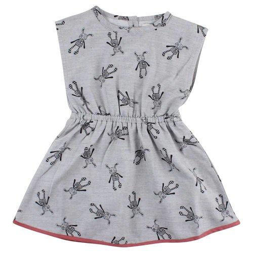 Small rags Small Rags meisjes jurk Grace aop
