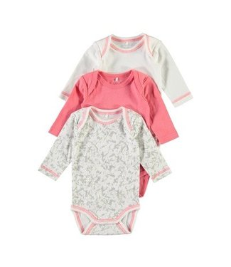 Name-it Name-it rompers LM - Coral