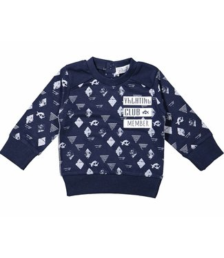 Dirkje kinderkleding Dirkje boys sweater yachting club