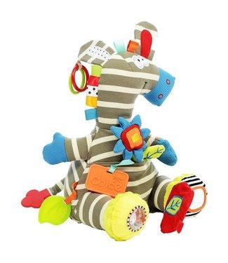 Dolce toys Dolce jouets Hug Activité Zebra