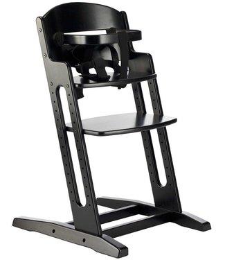 BabyDan BabyDan meegroeistoel Dan high chair zwart