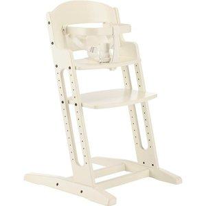 BabyDan BabyDan meegroeistoel Dan high chair wit