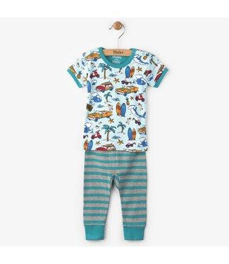 Hatley Hatley 2-piece pajamas unicorns - Copy