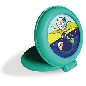 Kidsleep Kidsleep Globetrotter - Slaaptrainer - Groen