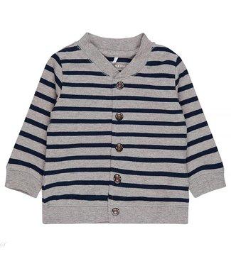 Name-it Name-it cardigan Dali grey melange