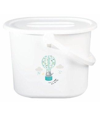 bebe-jou Bebe-jou diaper pail Confetti Party