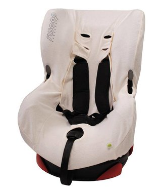 Swoop Swoop white car seat cover Group 1/2