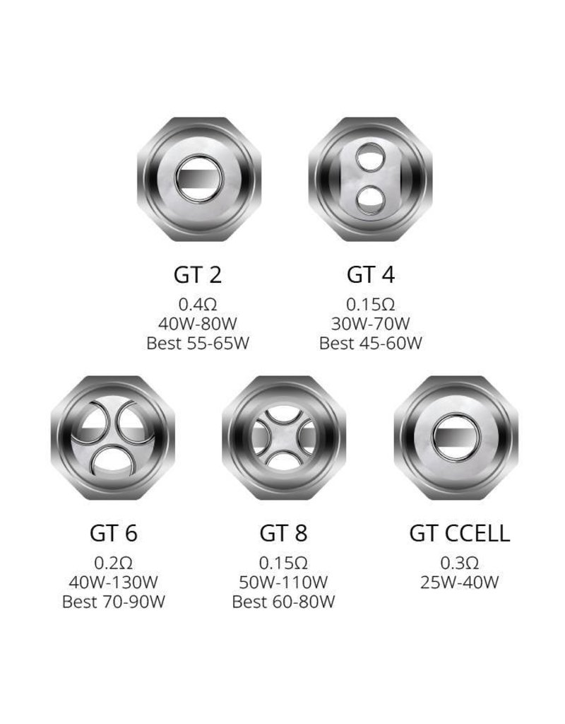 Vaporesso Vaporesso NRG GT coils ( 3 Stuks )