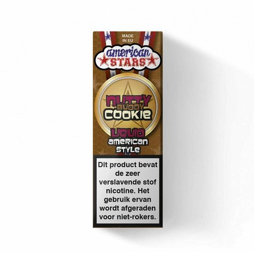 American stars American stars nutty buddy cookie