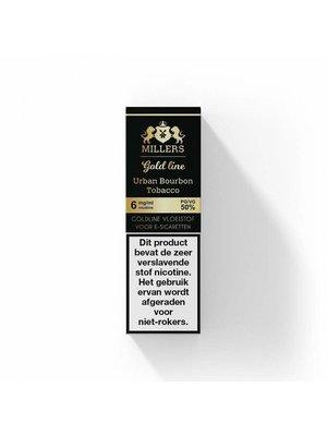 millers goldline Millers urban bourbon tobacco