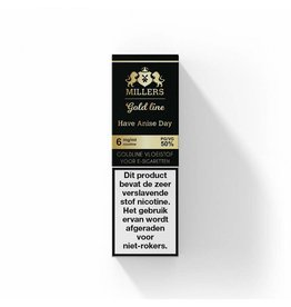 millers goldline Have  Anise Day millers