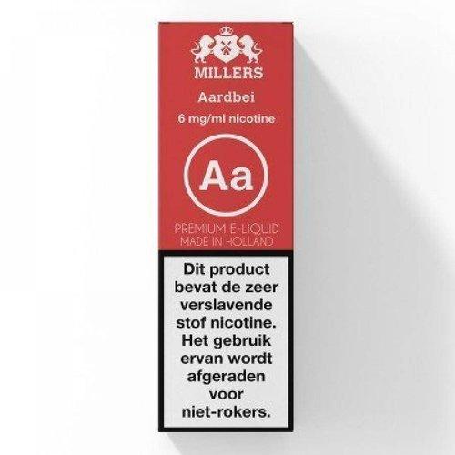 millers silverline Millers aardbei