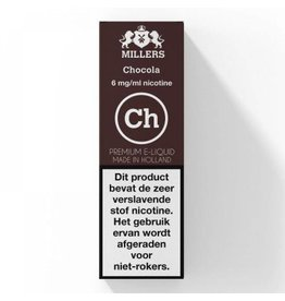 millers silverline Millers chocolade