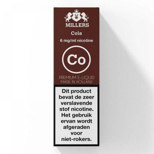 millers silverline Millers cola