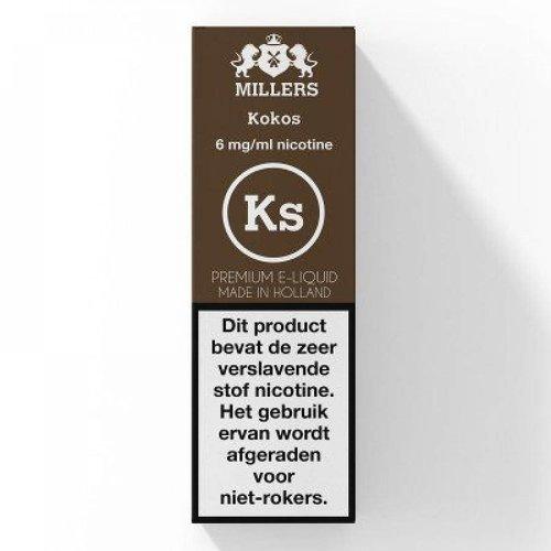 millers silverline Millers kokos