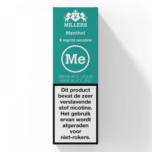 millers silverline Millers menthol
