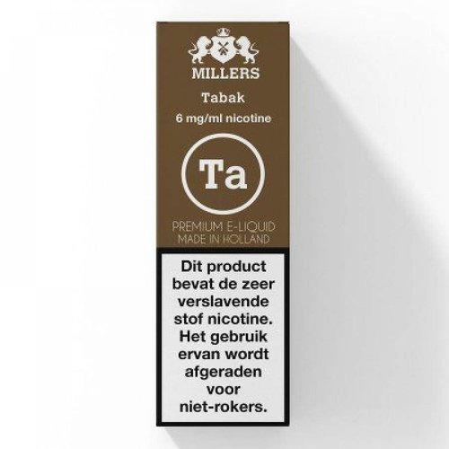 millers silverline Millers tabak