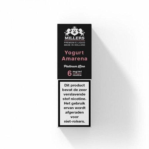 Millers platinum line Millers yogurt amarena
