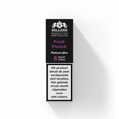 Millers platinum line Millers Fruit punch