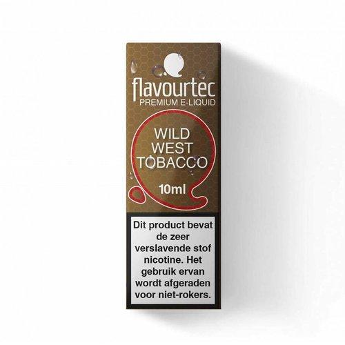 Flavourtec Flavourtec wild west tobacco