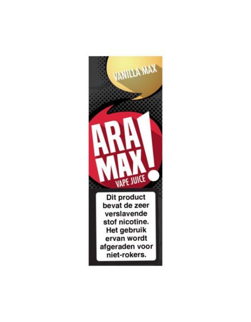 Aramax Aramax Vanilla Max