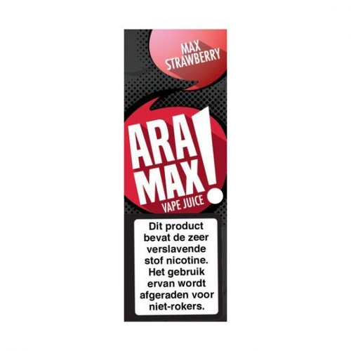 Aramax Aramax max strawberry