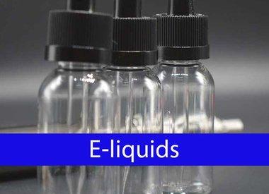 E -liquids