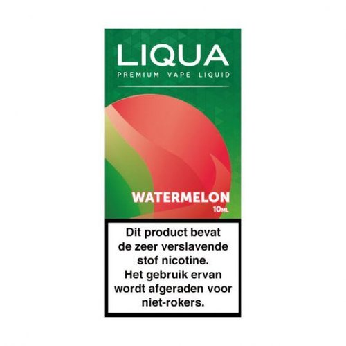 liqua elements Liqua watermelon