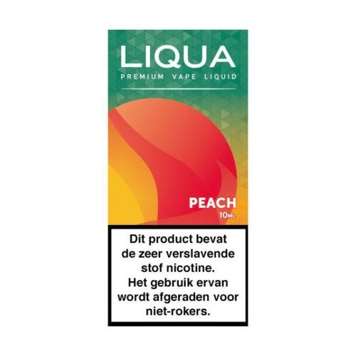 liqua elements Liqua Peach