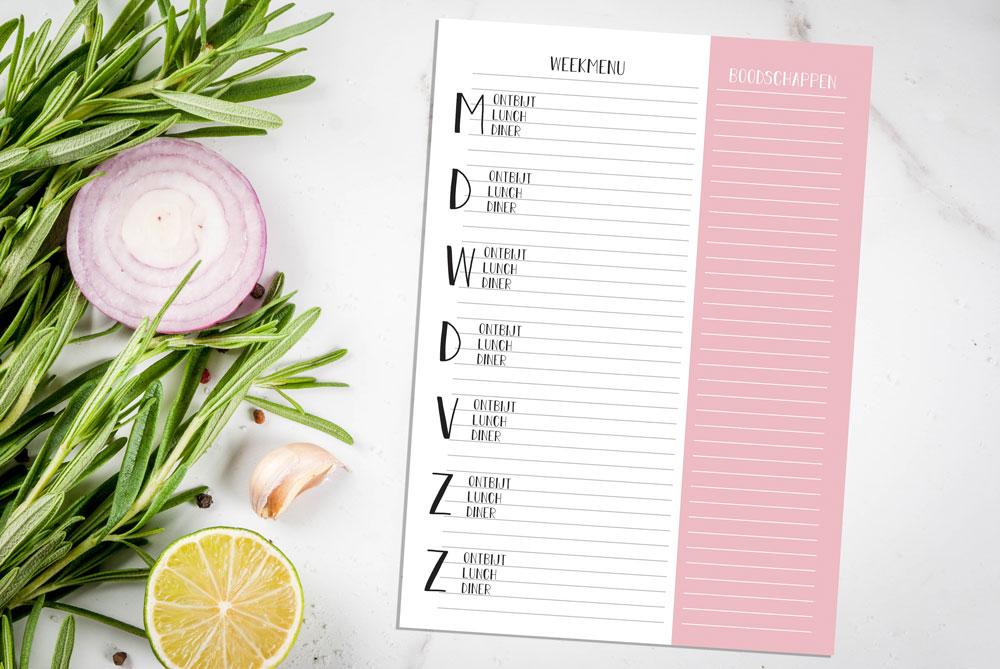 weekmenu-planner-designclaud