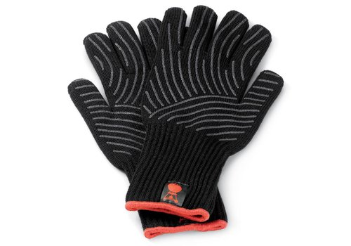Weber Premium Gloves - L/XL Heat Resistant