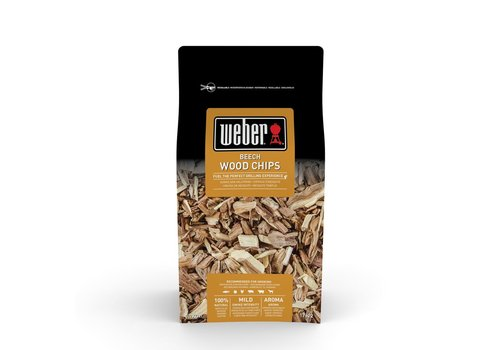 Weber BEECH WOOD CHIPS - 0.7KG