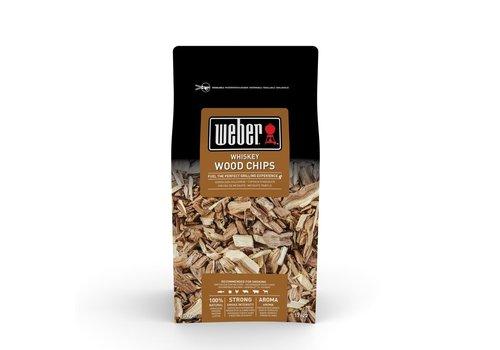 Weber WHISKEY OAK WOOD CHIPS - 0.7KG
