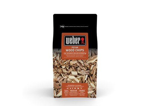 Garden Centre Weber® Pecan Wood Chips