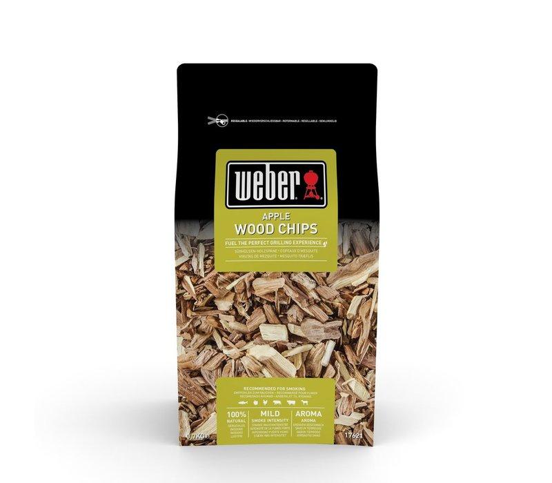 Weber® Apple Wood Chips