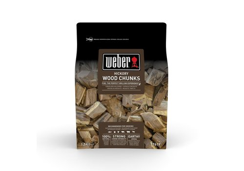 Garden Centre Weber® Hickory Wood Chunks