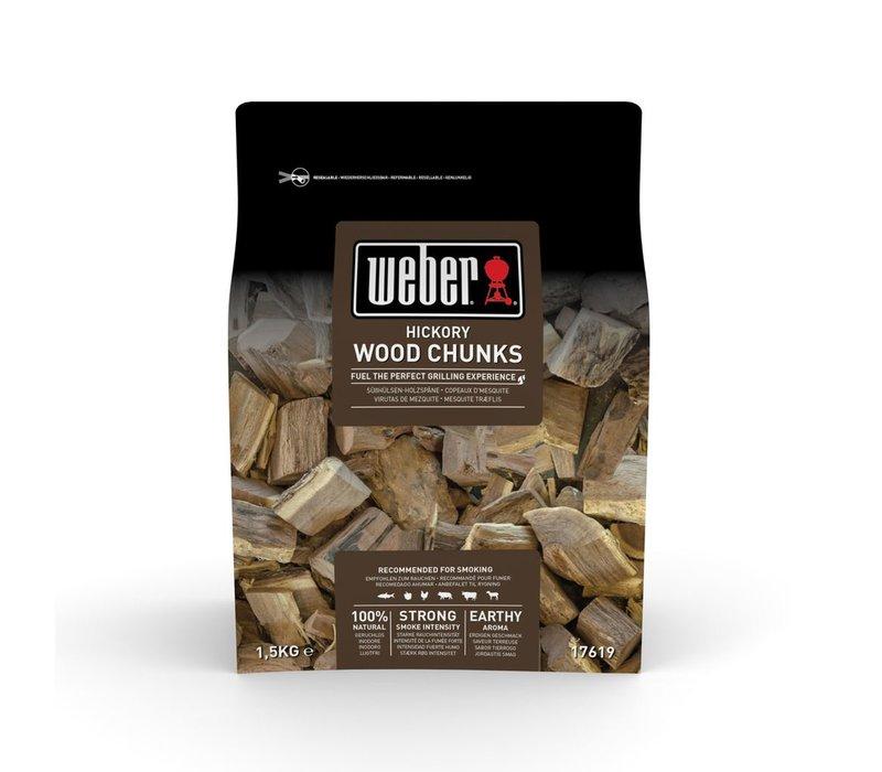 Weber® Hickory Wood Chunks